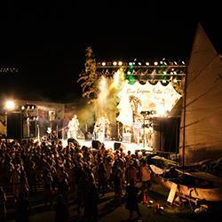 レキシ、北の大地<RISING SUN ROCK FESTIVAL 2017>で「稲トラソウル!」