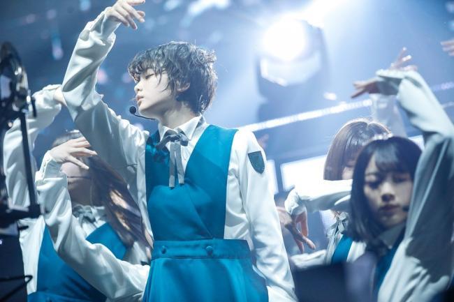 『欅坂46 3rd YEAR ANNIVERSARY LIVE』日本武道館公演