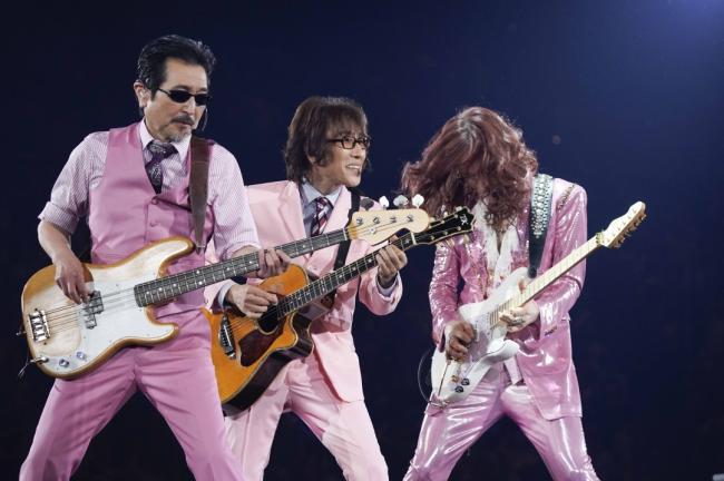 THE ALFEE『45周年記念セレモニー&スペシャルコンサート』