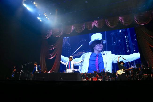「名探偵コナン スペシャル・コンサート2019」より・カメラマン:山口渚(GIZA)