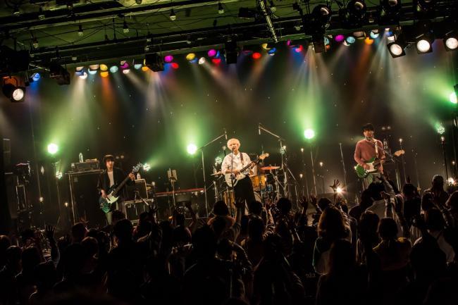 『the quiet room Concept Oneman Live 2020 - グレイトエスケイプ -』ライブ写真