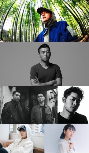 『GREENROOM FESTIVAL'21』最終出演アーティスト