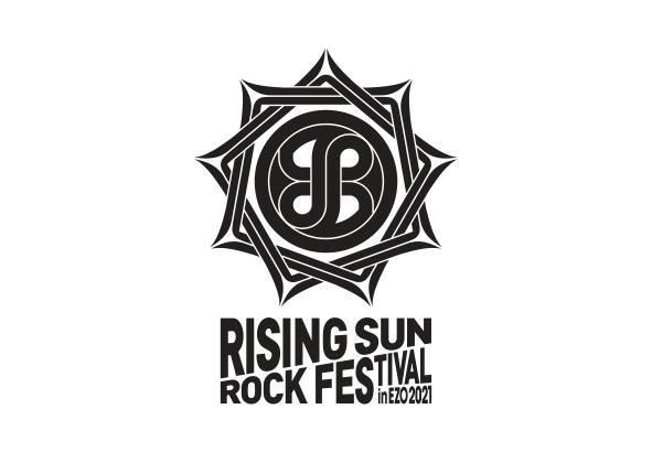 『RISING SUN ROCK FESTIVAL  2021』ロゴ