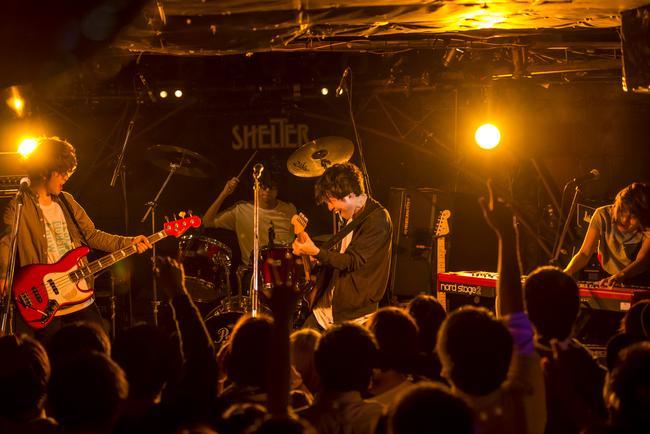 5月2日@下北沢SHELTER (okmusic UP's)