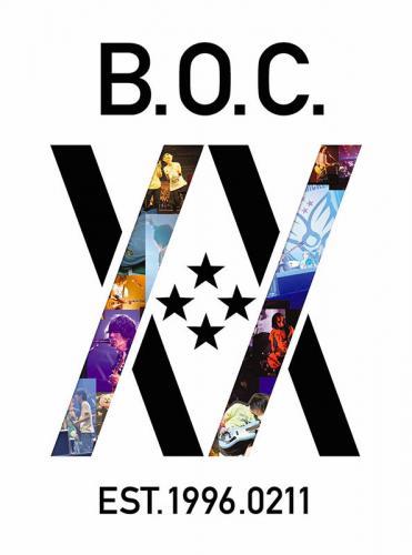 Blu-ray&DVD『BUMP OF CHICKEN結成20周年記念Special Live「20」』【初回限定盤】 (okmusic UP's)