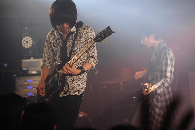 6月25日@渋谷GARRET udagawa (okmusic UP's)