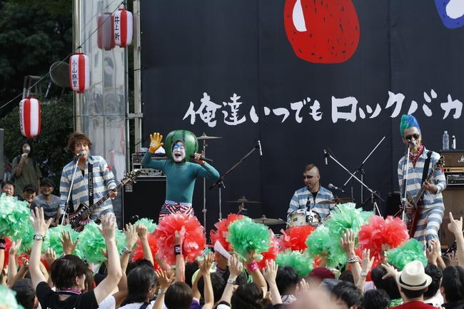 9月25日(日)@新宿ステーションスクエア (okmusic UP's)